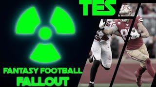 Top Tight End Targets Week 2 | 2020 Fantasy Football Rankings | Fantasy Football Fallout
