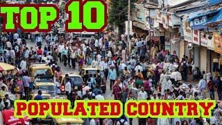 Top 10 country | Top 10 Most Populated Countries in the World 2020