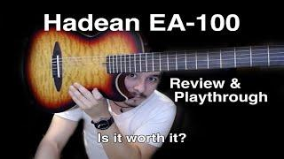 Hadean Nylon Guitar Review - Best Nylon/Electric Guitar on the market?