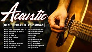 Top Beautiful Old Love Songs 80's 90's With Lyrics - Listen To Acoustic Love Songs Lyrics Best Ever
