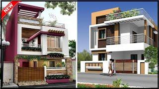 Top 25 New Front Elevation Design In 2020 Catalogue | Modern House Design | Gopal Home Decor