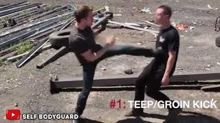 Top 10 street Self-defense