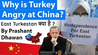 Turkey Cuts Off Chinese Embassy's Water Supply - Why is Turkey Angry at China?