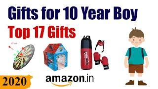 Top 17 Best Gifts For 10 Year Old Boys In India (2020)    Birthday Gifts & Toys for 10 Year Old Boy