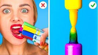 AWESOME DIY SCHOOL SUPPLIES || Funny Back To School Hacks!