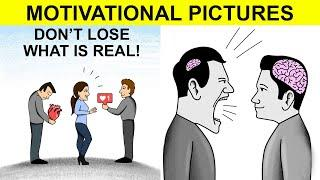 Top 50 Motivational Pictures with Deep Meaning | One Picture Million Words Motivation Part 2