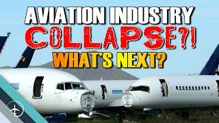 Aviation COLLAPSE: Is this the end of the Airline industry?!
