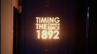 Timing Change since 1892 | Hamilton Watch