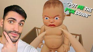 I Became a MOM for 1 day and it went TERRIBLE!