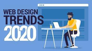 Top 10 Web Design Trends in 2020 - web design trends in 2020 | top 10 web design trends