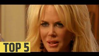 TOP 5: older woman - younger man relationship movies 2012