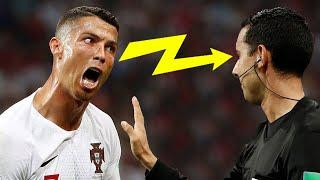 WORST REFEREE DECISIONS EVER