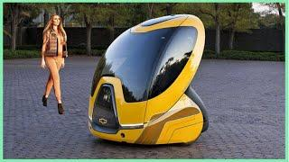 Top 10 Most Unusual Vehicles | and Future Transportation System !