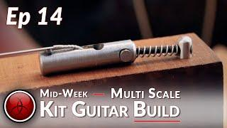 Shrek's Little Brother Shred 14 - Penultimate Ep - How to Build a Copper Leaf Multi-Scale Kit Guitar