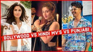 Most Viewed Bollywood Vs Punjabi Vs Non Filmi Hindi Songs on Youtube of All Time (Top 10)