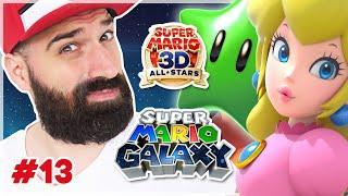 HEBBEN WE PEACH GEVONDEN & BUYO BASE !!! | Super Mario Galaxy #13 | Super Mario 3D All-Stars