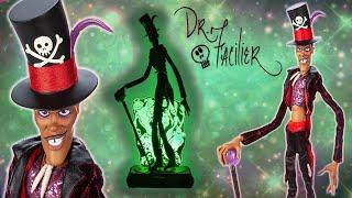 """Dr. Facilier Limited Edition Resin Figure REVIEW """"The Princess and the Frog 10th Anniversary"""""""