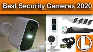 Best Security Cameras 2019 - 2020 - Top 5 Best Indoor & Outdoor Security Camera 2020