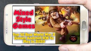 Top 10 Best World War 2 Games Android/IOS To Play In 2020