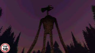 Top 10 Scary Sirenhead Games