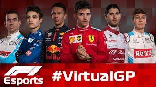 F1 Virtual Grand Prix! Full Race | Albert Park Circuit