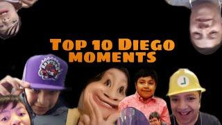 Top 10 Diego moments