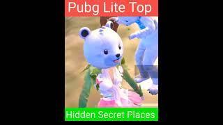 Pubg Mobile  Lite Top10 Hidden Secret Place পাবজি মোবাইল টপ ১০ লুকানোর  জায়গা