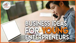 Top 10 Business idea for young Entrepreneurs for 2020!!!