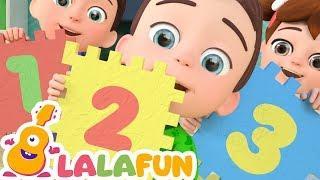 Learn Numbers 123 Song Nursery Rhymes