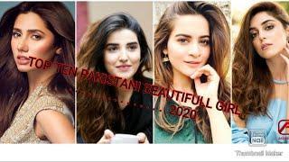 Top 10 Most Beautiful pakistani Actress 2020 || Top Ten Pakistan Beautifull Girl 2020