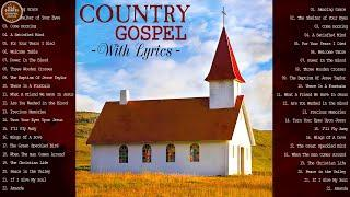 Relaxing Bluegrass Old Country Gospel Hymns 2021 With Lyrics - Top Christian Country Gospel Playlist
