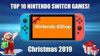 Top 10 Nintendo Switch Eshop Games You Need For Christmas 2019!
