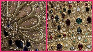 Top10! Hand Work Embroidery Designs Collection For Girls ,,,