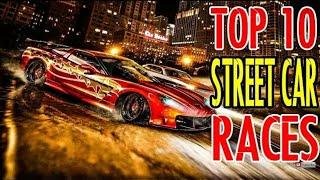 Top 10 Most Insane Street Car Races of All Time