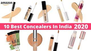 Top 10 Concealers In India With Price 2020 I For Dark circles & Dark Spots