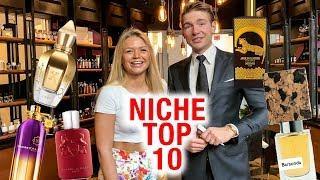 Top 10 Sexy Niche Fragrances for Men