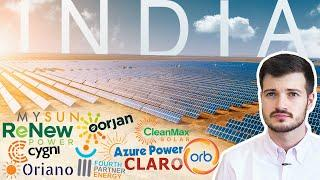 The Rise of Solar Power: India's Top 10 Solar Energy Startups