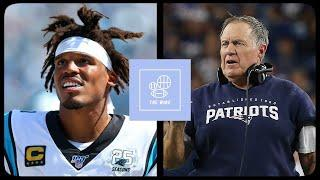 Cam Newton is a Patriot and My Top 10 Point Guards in the 2020 NBA Draft 2.0   The Wire Podcast