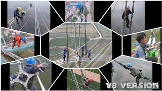 Top 10 Most DANGEROUS Bridges In China work on  |V8 VERSION