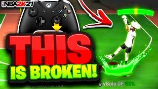 THIS NEW FEATURE BROKE NBA 2K21 FOREVER... *INSANE* JUMPSHOT 100% ALWAYS GOES IN!! NEVER MISS AGAIN!