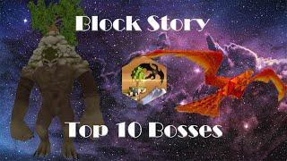 Block Story Top 10 Hardest Bosses