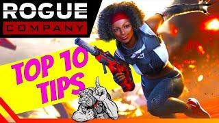 Rogue Company Tips – Top 10 Tips to Improve