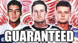 NHL CHANGING DRAFT LOTTERY PROCESS? Detroit Red Wings GUARANTEED TOP 2? Lafrenière, Byfield, Stützle