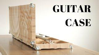 Making a Bass Guitar Case