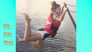 Try Not To Laugh Funny Water Fails Vines | Top 20 Water Girl Fails of The Week Compilation 2019