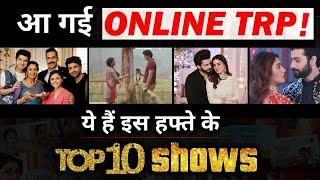 ONLINE TRP: Here's The TOP 10 Shows of This Week!