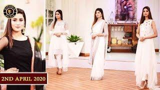Good Morning Pakistan - 2nd April 2020 - Top Pakistani Show