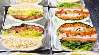 Top 10, 대한민국 최고의 샌드위치 & 버거, 에그드랍, 구르미산도, 반미, Top 10, The Best Sandwich in Korea, Korean street food
