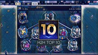 [FIFA MOBILE] PINNACLE MATCH H2H TOP 10 IN THE WORLD FIFA MOBILE