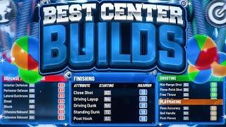 THESE BUILDS ARE GAME CHANGING - BEST CENTER BUILDS ALL ARCHETYPES! BEST BUILDS & BADGES NBA 2K20